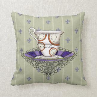 Teacup Pillow One
