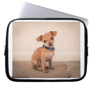 Teacup Puppy Computer Sleeves