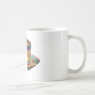 teacup vintage coffee mug