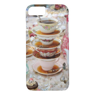 Teacups at a Party iPhone 7 Case