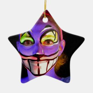 Teagan Dunn Ceramic Ornament