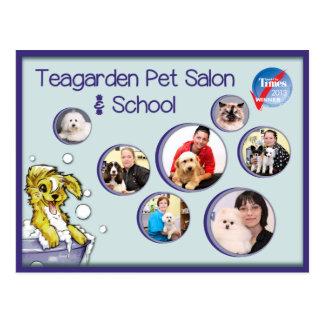 Teagarden Postcard