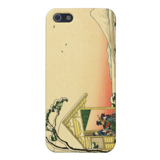 Teahouse at Koishikawa Cover For iPhone SE/5/5s