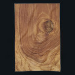 """Teak Rustic Wood Grain Nature Wooden Photo Kitchen Kitchen Towel<br><div class=""""desc"""">Designed by fat*fa*tin. Easy to customize with your own text,  photo or image. For custom requests,  please contact fat*fa*tin directly. Custom charges apply.  www.zazzle.com/fat_fa_tin www.zazzle.com/color_therapy www.zazzle.com/fatfatin_blue_knot www.zazzle.com/fatfatin_red_knot www.zazzle.com/fatfatin_mini_me www.zazzle.com/fatfatin_box www.zazzle.com/fatfatin_design www.zazzle.com/fatfatin_ink</div>"""