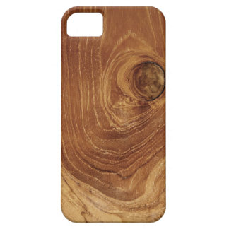 Teak Rustic Wood Grain Photo iPhone 5 CaseMate iPhone SE/5/5s Case