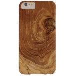 Teak Rustic Wood Photo BlackBerry CaseMate iPhone 4 Cover