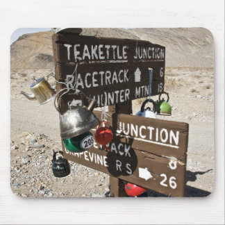 Teakettle Junction Mouse Pad