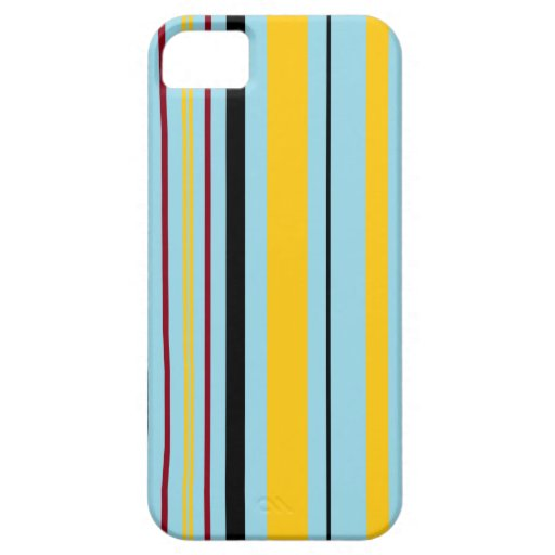 Teal Aztec Chic iPhone 5 Covers
