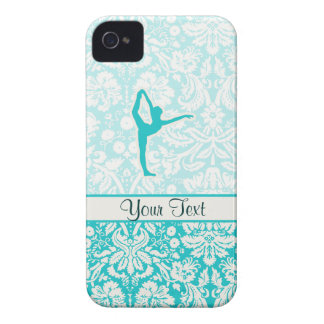 Teal Ballet iPhone 4 Case-Mate Case