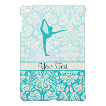 Teal Ballet iPad Mini Cover