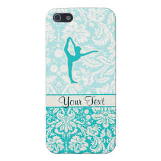 Teal Ballet Cover For iPhone 5/5S