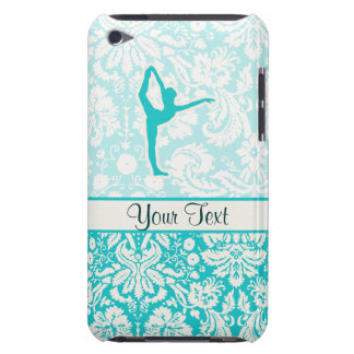 Teal Ballet iPod Touch Cases