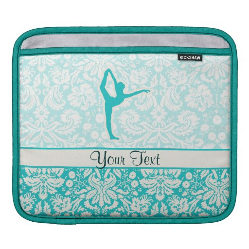 Teal Ballet Sleeves For iPads