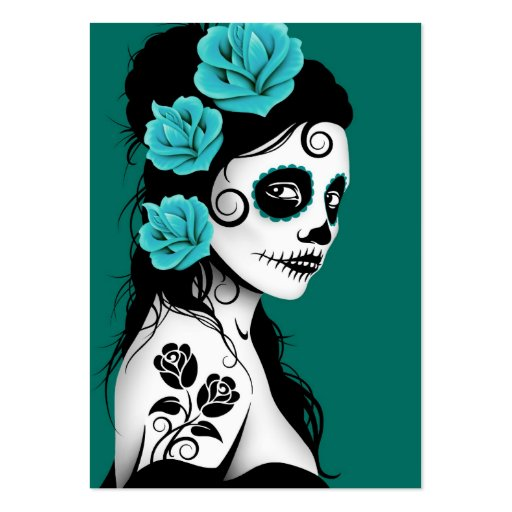 Displaying (15) Gallery Images For Blank Sugar Skull Template...