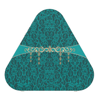 Teal Blue Green Lace With Jewelry Speaker