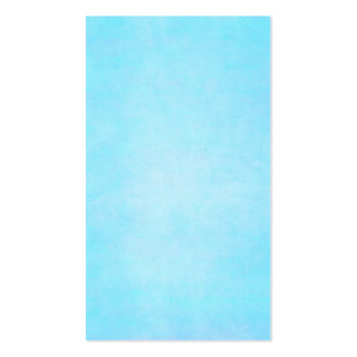 Teal Blue Light Watercolor Template Blank Business Card Templates