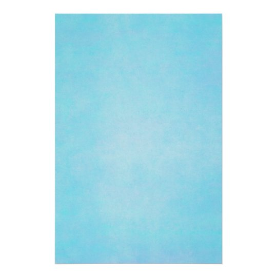 teal blue light watercolor template blank poster zazzle com