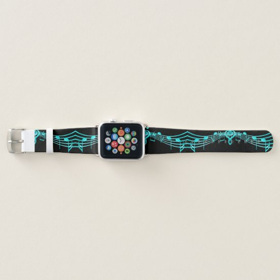ed8c8a6baf6ca9 Apple Watch Bands - Gifts for Musicians and Music Lovers