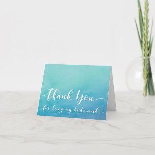 Artsy Thank You Note Gifts On Zazzle