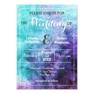 Purple And Blue Weding Invitations 07 - Purple And Blue Weding Invitations