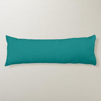 Teal Body Pillow