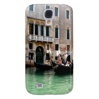 Teal Canal Samsung S4 Case