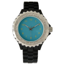 Teal Cat II Watches