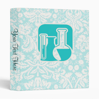 Teal Chemistry Binder
