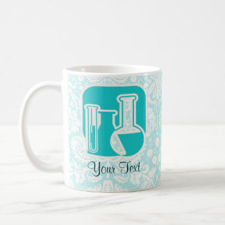 Teal Chemistry Mug