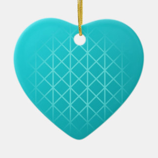 Teal Color Background Design with Grid Pattern. Ornament