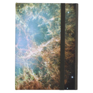 Teal Crab Nebula Cover For iPad Air