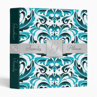 Damask Family Album Gifts on Zazzle