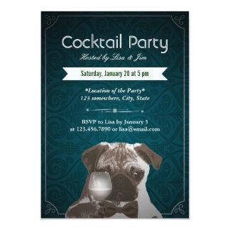 Vintage Cocktail Party Invitations Announcements Zazzle