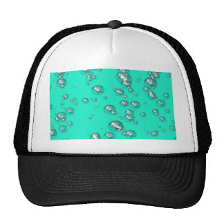 Teal Delight Hats