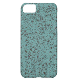 TEAL DESIGN iPhone 5C COVER