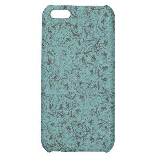TEAL DESIGN iPhone 5C CASE