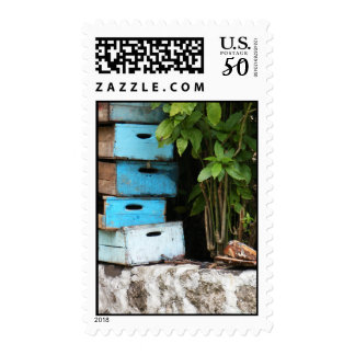 Teal Drawers Postage