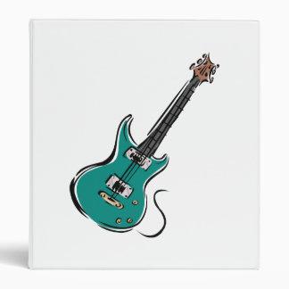 teal electric guitar music graphic.png binder