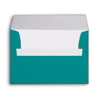 Teal Envelope