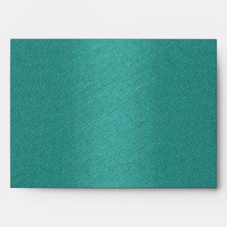 Teal Envelope (A7-Greeting Card)