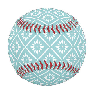 teal,flower,pattern,floral,trendy,modern,chic,beau baseball