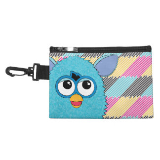 Teal Furby Accessory Bags