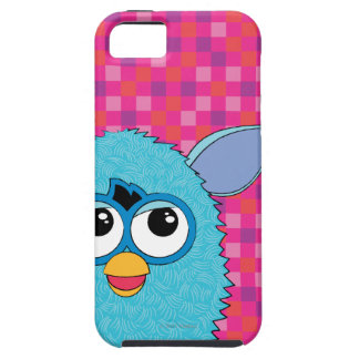 Teal Furby iPhone 5 Cases