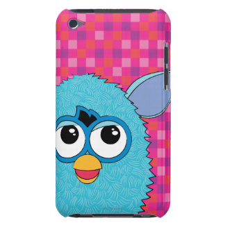 Teal Furby Case-Mate iPod Touch Case