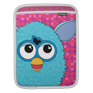 Teal Furby Sleeve For iPads
