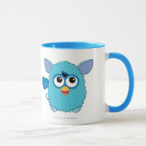 Teal Furby Mug