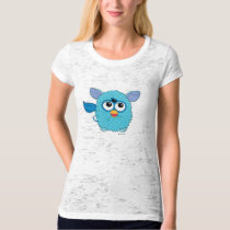 Teal Furby T-Shirt