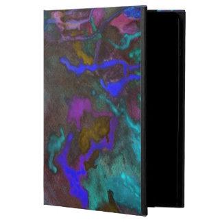 Teal Fusion iPad Air Cover