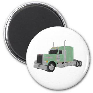 Teal Green peter built Magnet