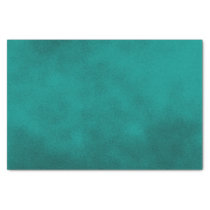 Teal Green Smudge Color Tissue Paper
